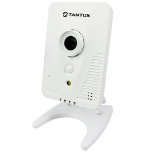 Корпусная IP Камера видеонаблюдения Tantos Tsi-C211F (2.9)