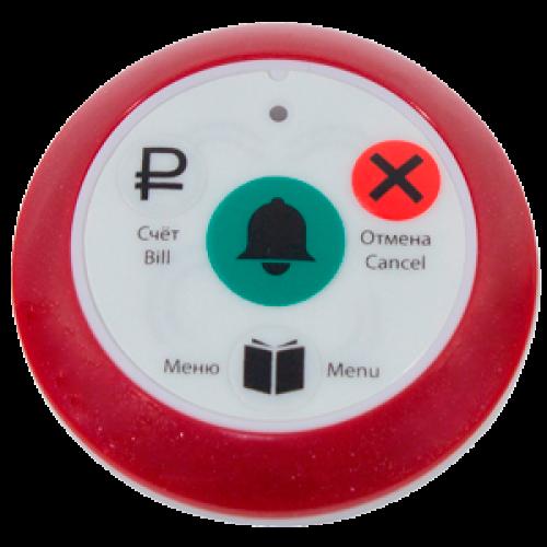 Радиоканальная кнопка вызова Tantos TSw-BR4