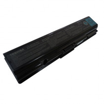 Аккумулятор для Toshiba PA3534 10,8v 4800mAh, черная ОРИГИНАЛ