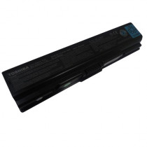 Аккумулятор для Toshiba PA3534 10,8v 4800mAh, черная КОПИЯ