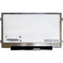 """Матрица для нетбука 10,1"""" Chi Mei (CMO), N101L6-L0D, LED, WSVGA (1024x600), SLIM, глянцевая, крепления по бокам, разъем справа"""