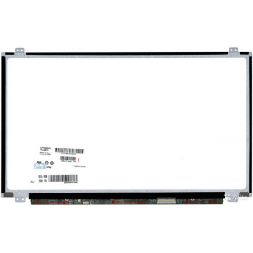 "Матрица для ноутбука 15,6"" LG-Philips (LG), LP156WH3(TL)(BC), LED, 40pin, HD (1366x768), SLIM, глянцевая, уши вверх-вниз, разъем справа"