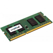 Модуль памяти SODIMM DDR3L 1600MHz (PC-12800) 8Gb Crucial CT102464BF160B, 1.35V, Retail