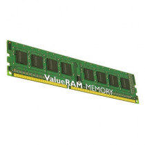 Модуль памяти DIMM DDR3 1333MHz (PC-10600) 4Gb Kingston KVR1333D3N9/4G, Retail
