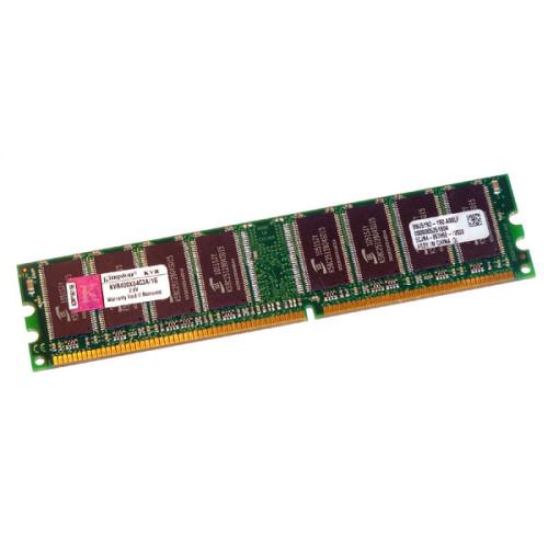 Модуль памяти DIMM DDR 400МГц (PC-3200) 1Gb Kingston KVR400X64C3A/1G, Retail