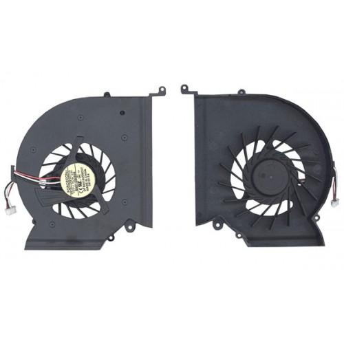 Вентилятор (кулер) для ноутбука Samsung R780, R710, R730 p/n: BA81-08489B