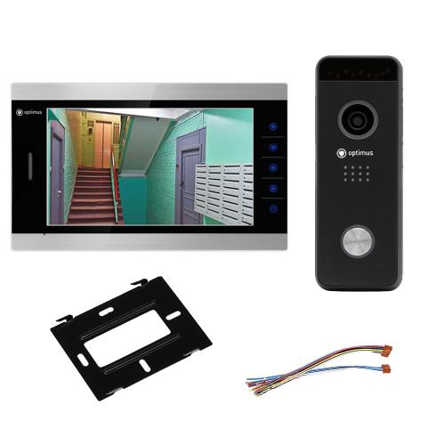 Комплект видеодомофона для квартиры Premium 10.1˝ TFT - 2.1Мп