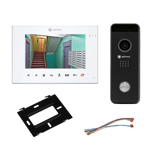 Комплект видеодомофона для дома Premium 7˝ TFT - 2.1Мп
