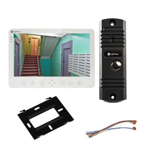 Комплект видеодомофона для дачи Light 10.1˝ TFT - 1Мп