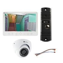 Комплект видеодомофона для квартиры Light 10.1˝ TFT - 1Мп (камера)