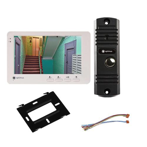 Комплект видеодомофона для дома Light 7˝ TFT - 1Мп