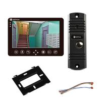Комплект видеодомофона для офиса Standart 7˝ TFT - 1Мп