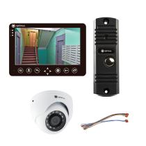 Комплект видеодомофона для дома Standart 7˝ TFT - 1Мп (камера)