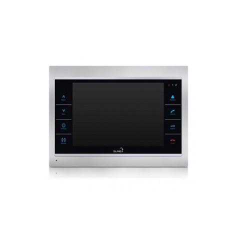 Видеодомофон Slinex SL-10IP cеребро+черный