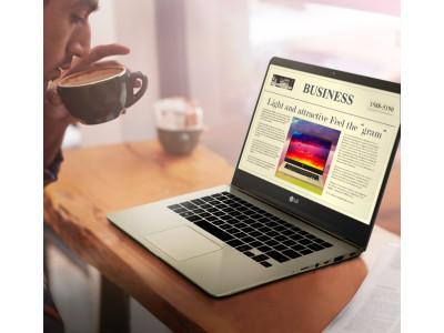Новые сверхлегкие ноутбуки Gram от LG