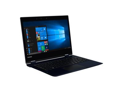 Представлены новые ноутбуки Toshiba