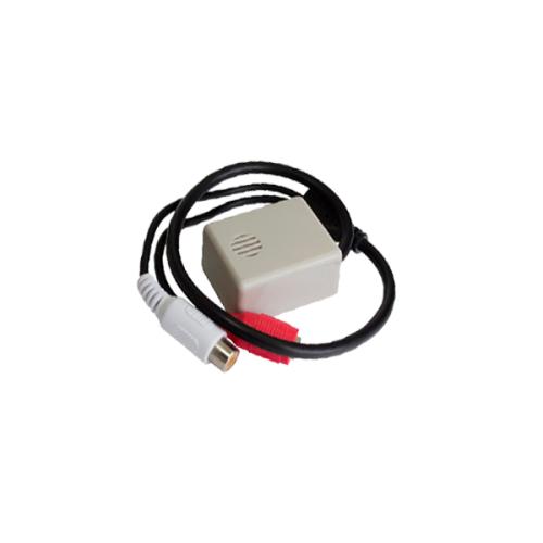 Микрофон для системы видеонаблюдения Tantos TSa-M30AMP