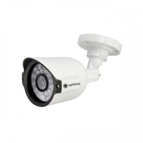 Цилиндрическая AHD Камера видеонаблюдения Optimus AHD-M011.0(2.8)E