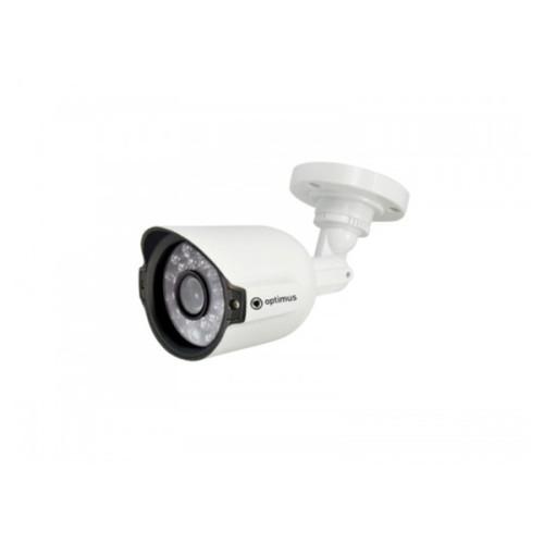 Цилиндрическая AHD Камера видеонаблюдения Optimus AHD-M011.0(3.6)E