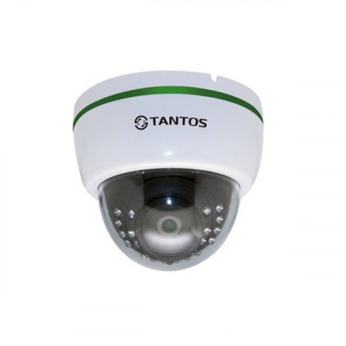 Купольная AHD Камера видеонаблюдения Tantos TSc-Di1080pAHDv (2.8-12)
