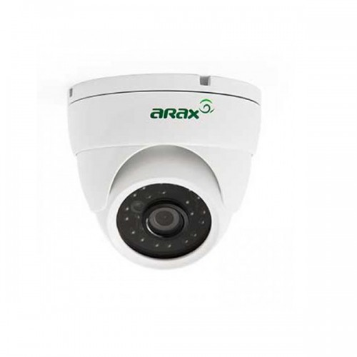 Купольная AHD Камера видеонаблюдения Arax RTD-200-V212ir