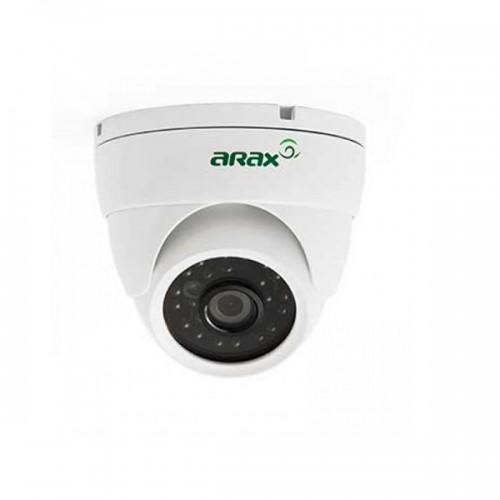 Купольная AHD Камера видеонаблюдения Arax RTV-200-Bir