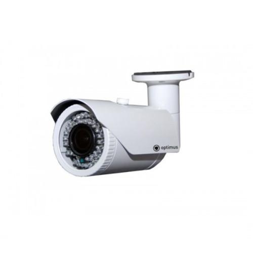 Цилиндрическая IP Камера видеонаблюдения Optimus IP-E015.0(3.6-10)P