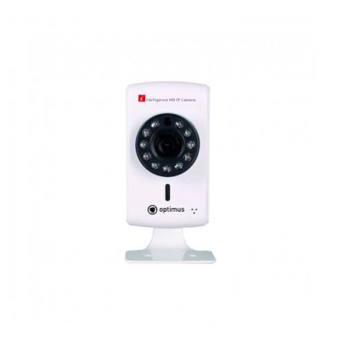Корпусная Wi-Fi-IP Камера видеонаблюдения Optimus IP-H061.0W(2.8)