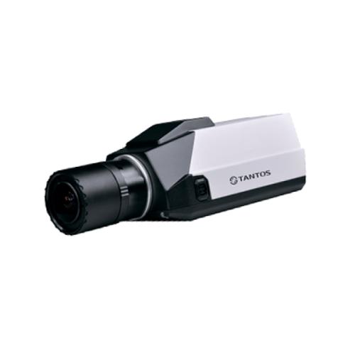 Цилиндрическая IP Камера видеонаблюдения Tantos TSi-B451