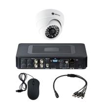 Комплект видеонаблюдения для склада на 1 камеру для помещения - AHD 1Мп 720P