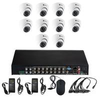 Комплект видеонаблюдения для офиса на 10 камер для помещения - AHD 2.1Мп 1080P