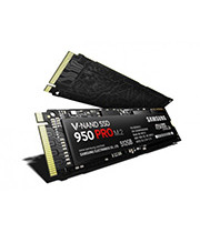 Samsung выпускает высококлассный SSD 950 PRO
