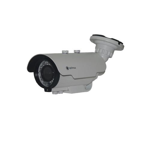 Цилиндрическая AHD Камера видеонаблюдения Optimus AHD-H012,1 (6-22)