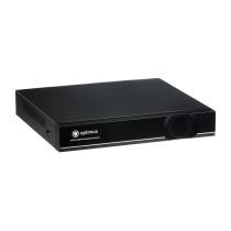 Цифровой гибридный Видеорегистратор для AHD камер видеонаблюдения Optimus AHDR-2016NE_H.265