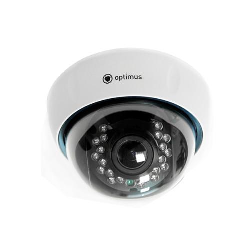 Купольная AHD Камера видеонаблюдения Optimus ID-728