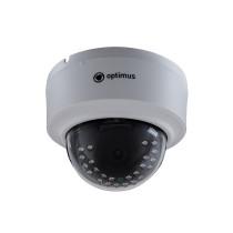 Купольная IP Камера видеонаблюдения Optimus IP-E022.1(3.6)P_V.2