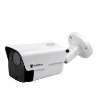 Цилиндрическая IP Камера видеонаблюдения Optimus IP-P012.1(4x)D_v.1