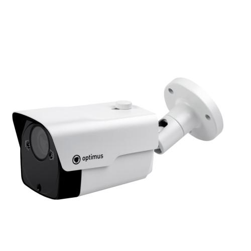 Цилиндрическая IP Камера видеонаблюдения Optimus IP-P018.0(4x)
