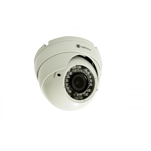 Купольная AHD Камера видеонаблюдения Optimus IVD-628