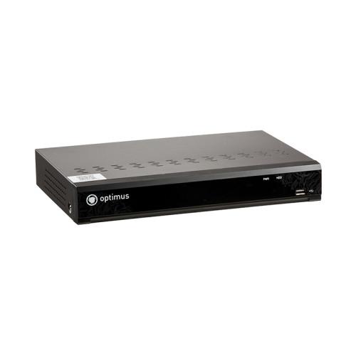 Видеорегистратор для IP камер видеонаблюдения Optimus NVR-8041