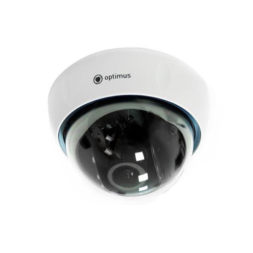 Купольная AHD Камера видеонаблюдения Optimus PD-628