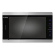Видеодомофон Optimus VMH-10.1 (Черный/Серебро)