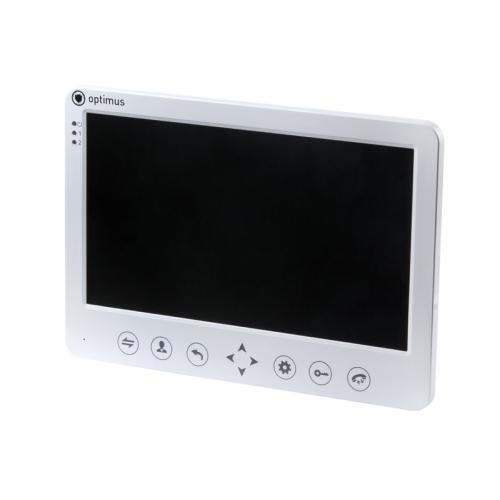 Видеодомофон Optimus VM-7.1 белый