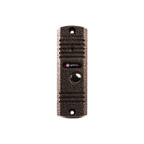 Вызывная панель домофона Optimus DS-700 (медь)