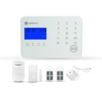 Беспроводная охранная GSM сигнализация Optimus AG-200 (комплект) v2