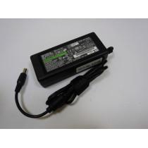Сетевой адаптер для ноутбука Sony VAIO 16V 4A 65W (6x4.4mm) КОПИЯ