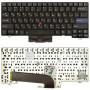 Клавиатура для ноутбука Lenovo IBM ThinkPad SL410 SL510 L420 L410 L510 L412 L512 L520 L421 черная