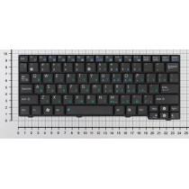 Клавиатура для ноутбука Asus Eee PC mk90h черная
