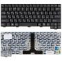 Клавиатура для ноутбука Fujitsu-Siemens Lifebook p1610 p1510 черная