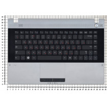 Клавиатура для ноутбука Samsung RV420 топ-панель